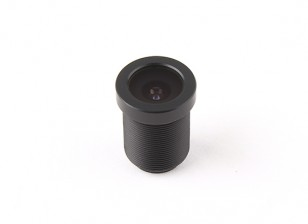 "2.5mm Board Lens, F2.0, Mount 12x0.5, CCD Maat 1/3 "", Hoek 130 °"