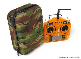 Turnigy Transmitter Bag / draagtas (Camo-Green)