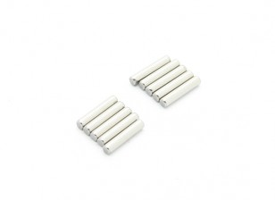 BSR Racing M.RAGE 4WD M-Chassis - Pin 2x10mm (10st)