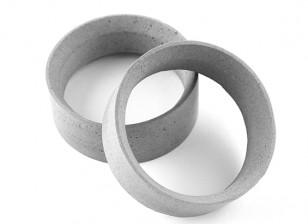 Team Sorex 24mm Molded Tire Inserts Type-C Medium (2 stuks)