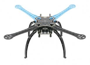 S500 Glasvezel Quadcopter Frame 480mm - Geïntegreerde PCB Version