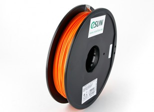 ESUN 3D-printer Filament Orange 1.75mm PLA 0,5 kg Spool