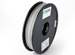 ESUN 3D-printer Filament Luminous Blue 1.75mm ABS 0,5 kg Spool