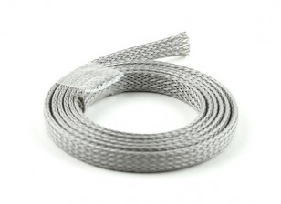 Wire Mesh Guard Gray 6mm (1m)
