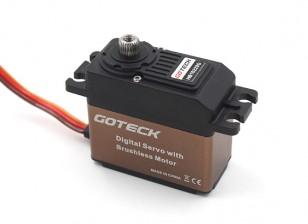 Goteck HB1622S HV Digital borstelloze MG High Torque STD Servo 22kg / 0.11sec / 53g