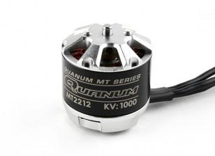 Quanum MT Series 2212 1000KV borstelloze multirotor Motor Gebouwd door DYS