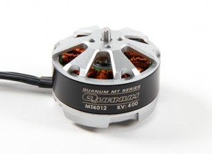 Quanum MT Series 4012 400KV borstelloze multirotor Motor Gebouwd door DYS