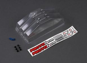 Protoform Anti-Tuck Body stijfheid voor 190mm (2 stuks)