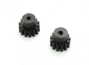 H-King Sand Storm 12/01 2WD Desert Buggy - Plastic Pinion Gear Set (13 / 14T)