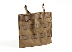 Grey Ghost Gear Double AK Mag Panel (Coyote Brown)