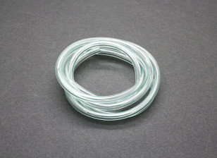 Silicon brandstofleiding (1 mtr) Groen 4.5x2.5mm (Nitro & Gas Engines)