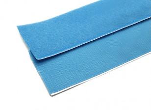 Polyester Velcro Peel-n-Stick zelfklevende V-STRONG (1 mtr)