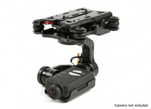 Quanum 3-as Mobius Camera Based Gimbal