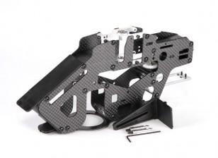 Assault 450DFC Belt Flybarless 3D Helikopter Carbon en Metal Main Frame Assembly