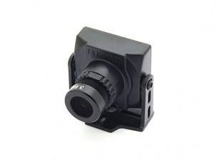 Fatshark 900TVL WDR CCD FPV camera met geïntegreerde Control Stick (PAL)