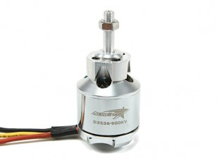 Vervanging Motor voor Durafly ™ Curtiss P-40N Warhawk 900kv w / Mount en Prop Adapter