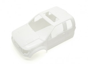 Unpainted Body Shell - OH35P01 1/35 Rock Crawler Kit
