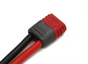 T Style Female connector met isolerende Caps (10st)