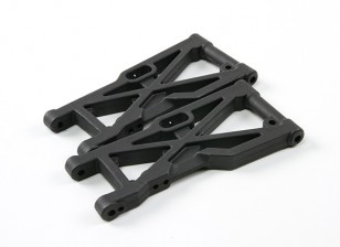 Desert Fox voorzijde Lower Suspension Arm (2 stuks)