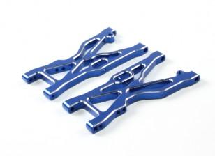 Desert Fox voorzijde Lower Suspension Arm (aluminium) (1 set)