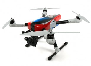 XK X500-A AirCam Mode 2 met HD-camera (US Plug)