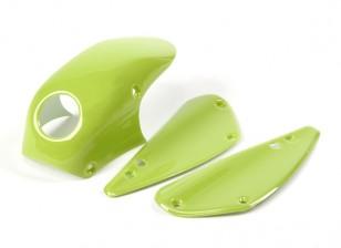HobbyKing ™ Robocat - Vervanging Canopy (Groen)
