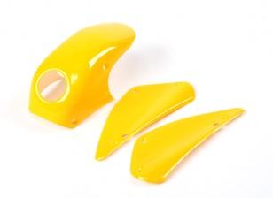 HobbyKing ™ Robocat - Vervanging Canopy (Yellow)