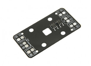 HobbyKing ™ Color 250 Integrated PDB w / BEC