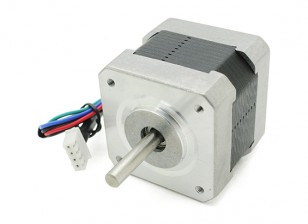 Turnigy Mini Fabrikator 3D-printer v1.0 Spare Parts - Feed Motor
