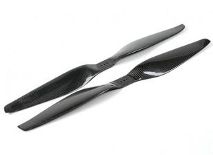 Dynam 16x5.5 Carbon Fiber Propellers voor Multirotors (CW en CCW) (1 paar)
