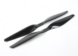 Dynam 17x5.5 Carbon Fiber Propellers voor Multirotors (CW en CCW) (1 paar)