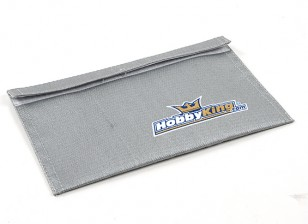HobbyKing® ™ brandvertragende LiPoly accutas (Flat) (230x140mm) (1 st)