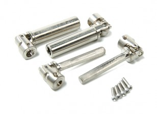 Orlandoo OH35P01 4WD - Upgrade / Spare Part 35mm Alu. center CVD voor gebruik met optionele assen