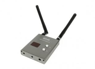 Skyzone FPV 5,8 GHz 40CH RD40 Diversity ontvanger met A / V en voedingskabels