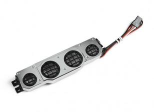 LED Dak / Bumper Light Bar Type 1