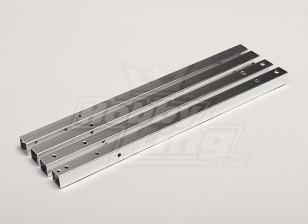 Hobbyking X525 V3 Aluminium Vierkant Booms (4 stuks / zak)