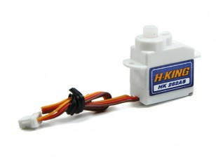 HobbyKing ™ HK-282AS Ultra-Micro Analog Servo Single-Screw 0,11 kg / 0.08sec / 2.2g