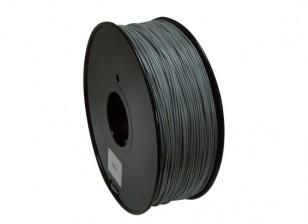 HobbyKing 3D-printer Filament 1.75mm PLA 1kg Spool (Color Changing - Grey White)