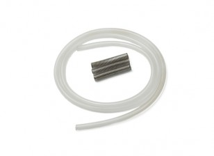 HydroPro Inception Racing Boat - Water Cooling Silicone Tube met Springs