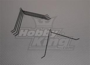 Light Wire Landing Strut D1.8x145mm (5pcs / bag)