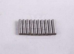 Pin 2,0 * 9,4 (10PC) - A2016T, A2030, A2031, A2031-S, A2032, A2033 en A3002