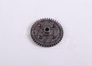 Spur Gear 44T (1Pc / Bag) - 32866 - A2016, A2038 en A3015