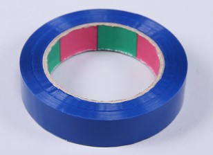 Wing Tape 45mic x 24 mm x 100 m (Narrow - Blauw)
