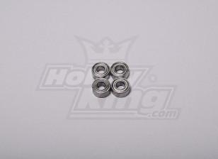 HK-500 GT kogellager 9 x 4 x 4 mm (Lijn deel # H60103)