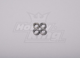 HK-500 GT Ball Bearing 10 x 6 x 3 mm (4 stuks / set)