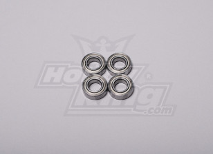 HK-500 GT Ball Bearing 16 x 8 x 5 mm (Lijn deel # H50067)