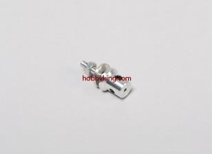 Prop adapter w / Steel Nut M3x1.5mm as (Grub Screw Type)