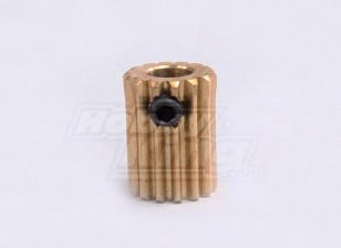 Vervanging Pinion Gear 4mm - 14T