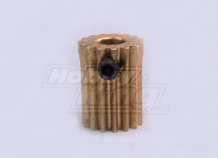 Vervanging Pinion Gear 4mm - 15T