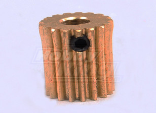 Vervanging Pinion Gear 4mm - 17T
